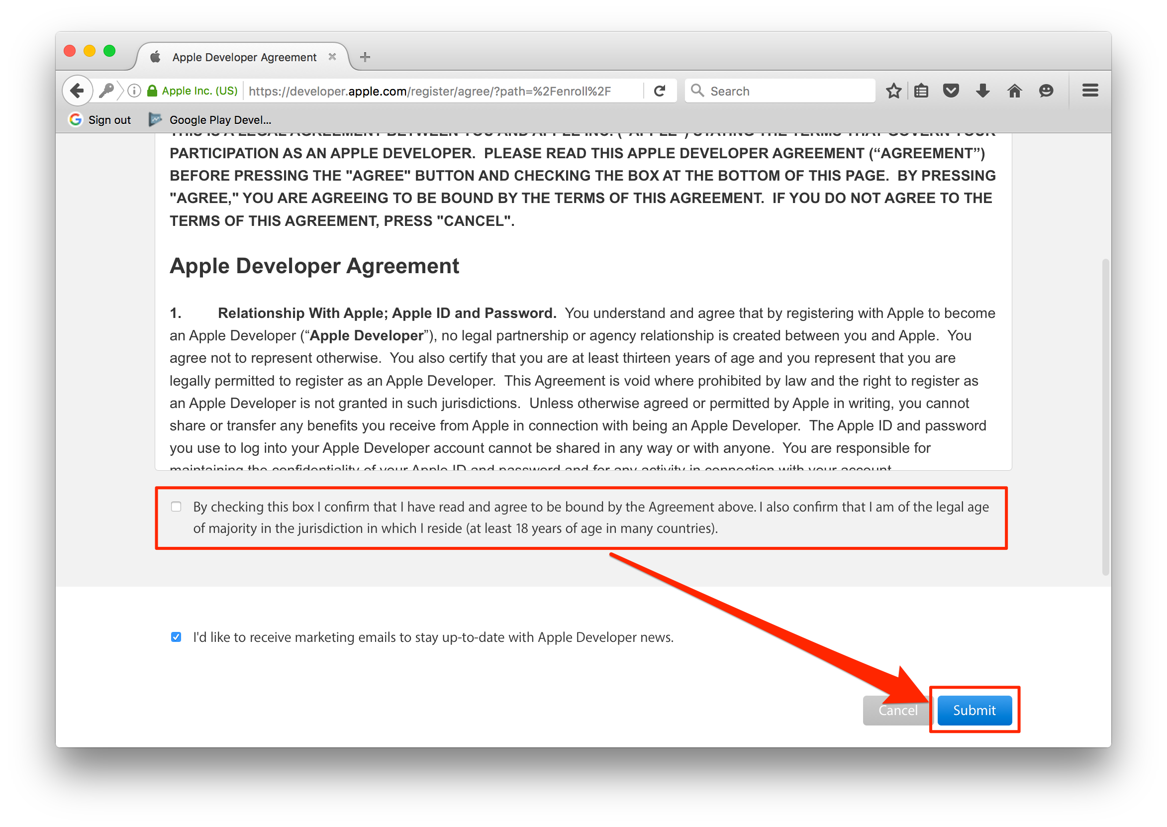 iOS Developer Account Step by Step Guide – Mobile Roadie